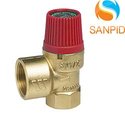Предохранительный клапан Watts SVH 2.5 bar 1/2
