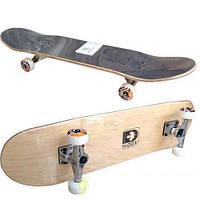 Скейт, скейтборд, Канадский клён (натуральное дерево)