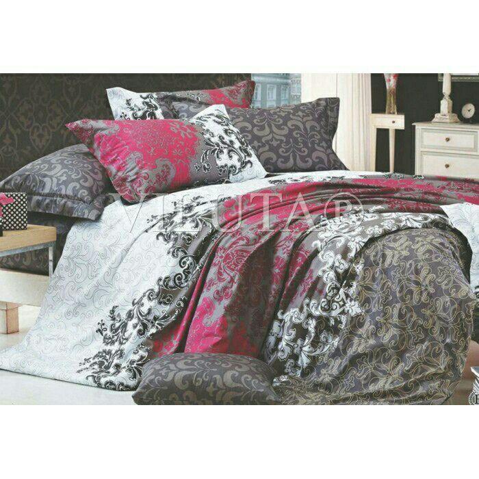 Двоспальний постільний комплект - Анет