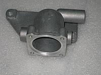 Корпус термостата КМ385ВТ минитрактора Донг Фенг 244 Джинма 244 Фотон 244