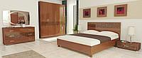 Спальня Флора вишня бюзум