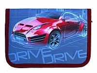 """Пенал-книжка 2 отворота """" Drive"""" JO 17243"""