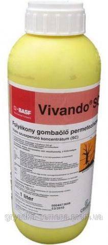 Фунгицид Вивандо® 500 Басф (Basf) - КС, 1 л