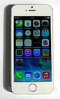 Мобильный телефон  IPhone 5S White (ОЗУ 2Гб, 4Гб, 2 ЯДРА, 8Мп)