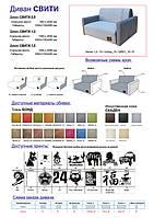 Презентация-Схема заказа дивана Свити