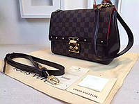 10793602bd2a Женская сумка Louis Vuitton Galliera Damier Azur Canvas, цена 6 000 ...