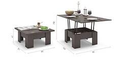 Почему так популярны столы трансформеры