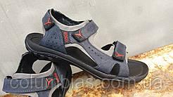 Мужские кожаные сандали Ecco