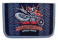 "Пенал-книжка 2 отворота "" Motocross"" JO 17263"