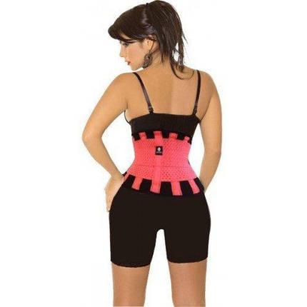 Пояс для похудения Экстрим Пауэр Белт Hot Belt Power умная ткань подчеркивает фигуру, фото 2