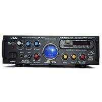 Усилитель звука UKC AV-339A + USB + караоке