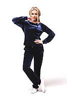 Женский спортивный костюм С-1 Синий, фото 1