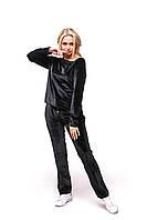 Женский спортивный костюм С-1 Черный