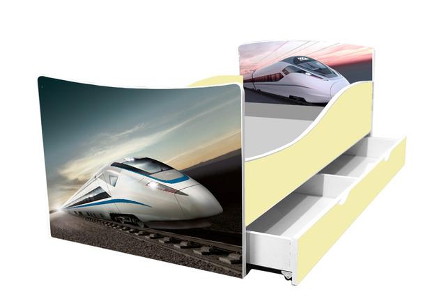 Кровать поезд