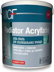 Аква-эмаль для радиаторов Mgf Radiator Acrylfarbe