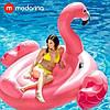 Modarina Надувной матрас Mega Flamingo 220 см