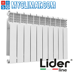 Биметаллические радиаторы Lider Line Avangard 500/80