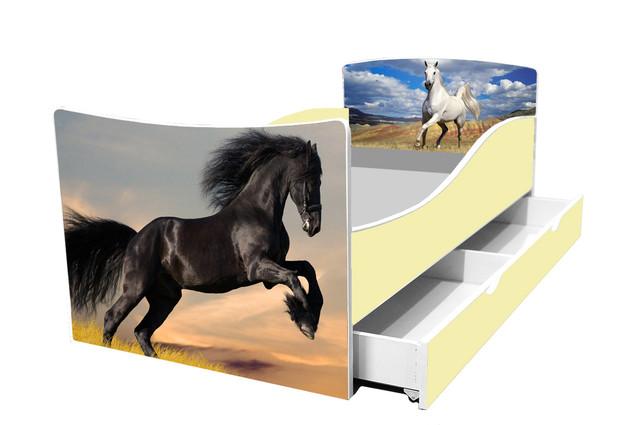 Кровать лошадь