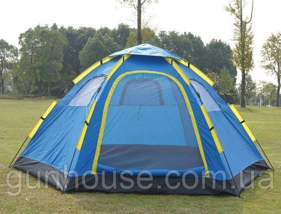 Выбирая палатки, важно обращать внимание на наличие антимоскитных сеток, если вам предстоит поход в лес, на речку или прочий водоем.