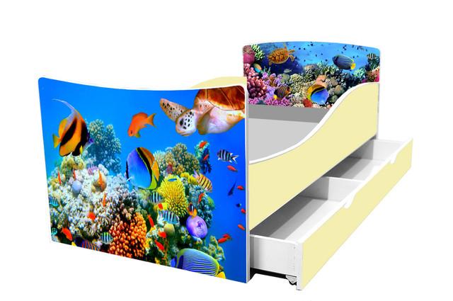 Кровать underwater