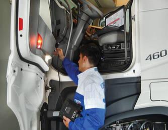 Диагностика для грузовых автомобилей,Texa Truck