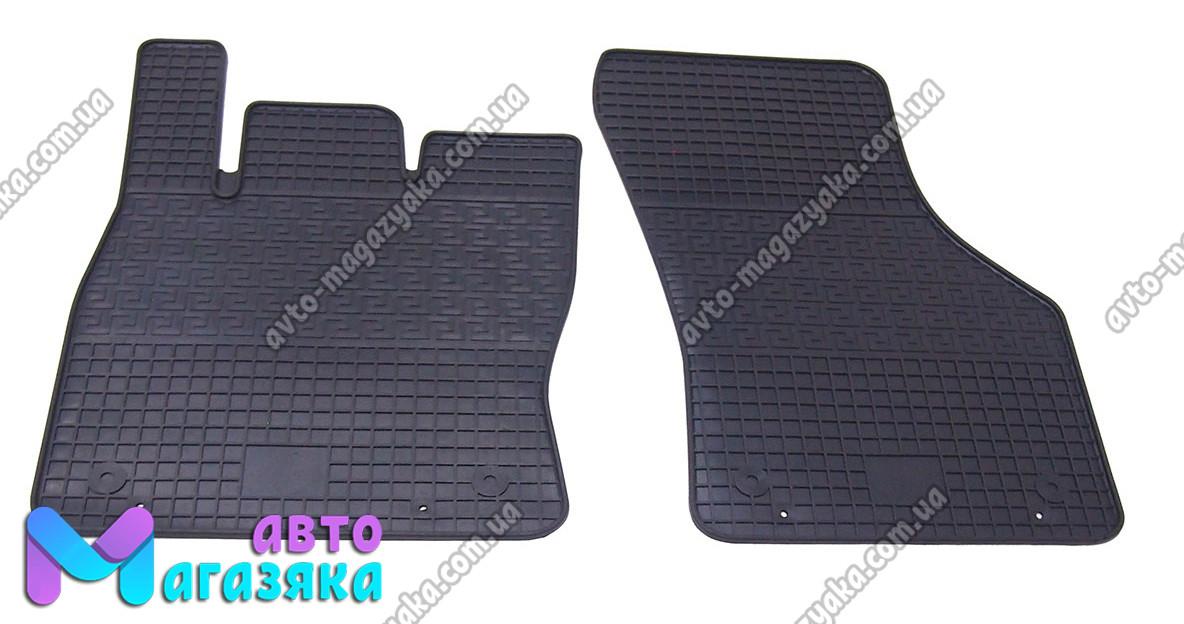Коврики резиновые для Volkswagen Golf VII 2012- Передние (POLYTEP CLAS