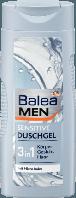 Мужской гель для душа  Нежное прикосновение 3 в1 Balea Men 3 in 1 Sensitive 300 мл.