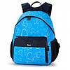 Рюкзак школьный Dolly 595 ортопедический на одно отделение для девочки 30 см * 38см* 22см с рисунком
