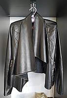 Стильная куртка косуха из эко кожи