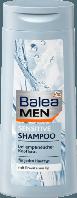 Мужской шампунь Нежное Прикосновение для чувствительной кожи головы Balea Men Sensitive Shampoo 300 мл