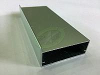 Рамочный профиль под вклейку, цвет серебро