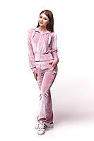 Женский спортивный костюм С-2 Светло-Розовый, фото 1