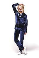 Женский спортивный костюм С-2 Синий, фото 1