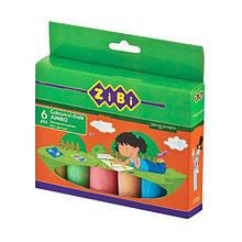 Крейда кольорова 10шт., картонна коробка