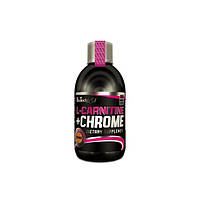 Жиросжигатель BioTech L-carnitine + chrome 1000 mg