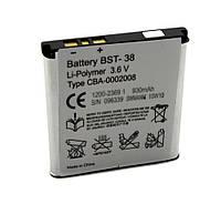 Аккумуляторная батарея SONY BST38