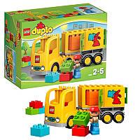 Конструктор лего дупло LEGO Duplo Грузовик 10601