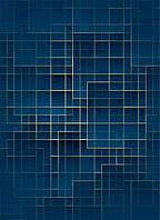 Щоденник недатований MATRIX, A5, 288 стр. синій