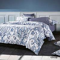 Комплект постельного белья Вилюта ранфорс двуспальный 12173