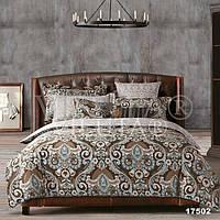 Комплект постельного белья Вилюта ранфорс Platinum полуторный 17502