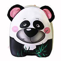 Детский твердый рюкзак Панда