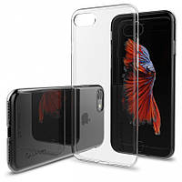 Прозрачный Slim чехол Apple iPhone 7 (0,3 мм)