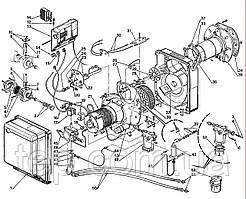Запасные части к горелке Riello Gulliver RG4S