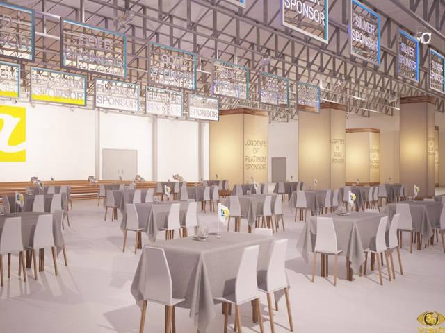 Выставочный зал EUUA 1