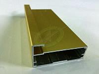 Рамочный профиль, цвет золото