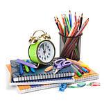 Шкільне приладдя і творчість