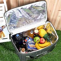 COOLING BAG CL 1302 / 1289-1,Сумка холодильник CL 1302/1289-1!Акция, фото 3