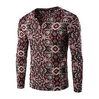 Мужская рубашка Check Jacquard