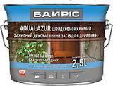 Байріс Aqualasur  импрегнант для защиты древесины 2,5л. .