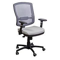 Кресло Коннект сиденье Неаполь N-23, спинка Сетка серая (AMF-ТМ)